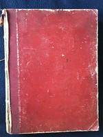 Bolond Istók élclap 1899. 1-53. szám Számonként 12-14 oldal