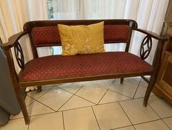 Eladó egy monarchia korabeli szecesszios ülőbútor
