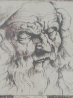Krajcsirovits Henrik rézkarc