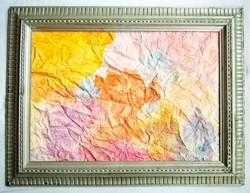 Hantai Simon - Songerie (Ábrándozás) című festménye