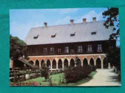 Magyarország, Eger vára,Püspöki Palota,postatiszta képeslap
