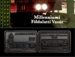 Millenniumi Földalatti Vasút 2021 ***