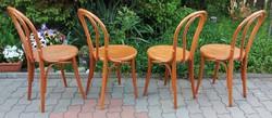 Retro Jelzett cseh Ton - Thonet székek