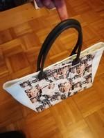 Borse in Pelle valódi bőr olasz táska Marilyn Monroe -s !   igazi olasz bőr táska.