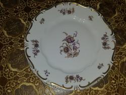 Zsolnay étkészlet lapos tányér