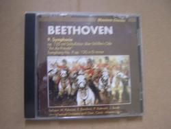 Beethoven 9. szimfónia CD  A közreműködő művészek adatai a fényképeket láthatók.
