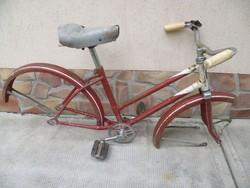 Régi kerékpár / Veterán / 24-es gyermek kerékpár