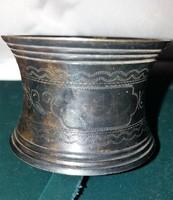 Antik Ezüst Szalvétagyűrű 38,5gr