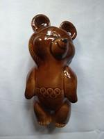 Misa mackó, a moszkvai olimpia kabalaállata
