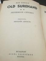 May Károly:OLD Surehand/Jefferson Cityben  /Aczél testvérek