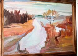 Szignált festmény 224