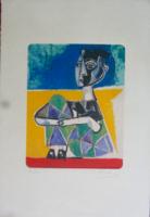 Picasso - rézkarc - leárazáskor nincs felező ajánlat