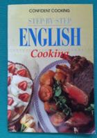 Angol nyelvű szakácskönyv,fűzet képekkel illusztrálva