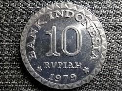 Indonézia FAO - Családtervezési Program 10 rúpia 1979 (id42038)