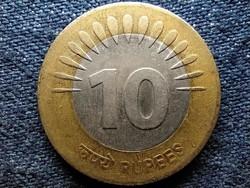 India 10 Rúpia 2009 (id50745)