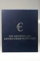2 EURO emlékérme tároló díszdoboz