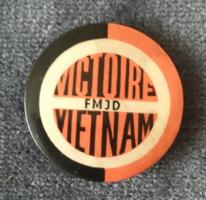 Victoire Vietnam FMJD kitűző