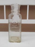 Régi mézes üveg  1 Kg