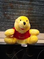 Disney  Winnie the Pooh  Mici maci   plüss kulcstartó és tároló