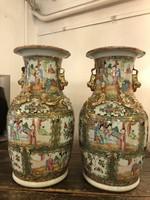 Kínai váza párban