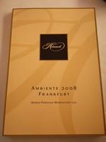 Herend Ambiente Frankfurt 2008 Katalógus