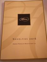 Herend Novelties 2016 Katalógus