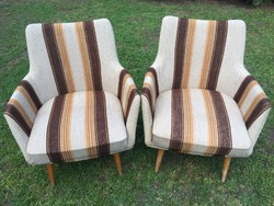 2 db Retro fotel