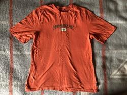 K&L Buppelt - Gato Negro narancssárga rövid ujjú póló