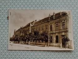 Régi képeslap Magyarkanizsa Haynald Leánynevelő Intézet levelezőlap