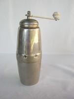 Retro fém daráló kézi kávédaráló