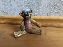 RITKA, Lang & Wise, Teddys & Toys - Baseball medve figura - 3.