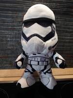 STAR WARS Stormtrooper -Birodalmi rohamosztagos 30 cm plüss játék figura