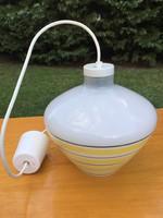 Retro üvegburás lámpa