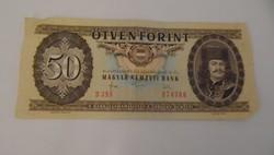 50 forintos bankjegy - 1983 - D388