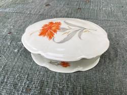 Porcelán ékszeres doboz