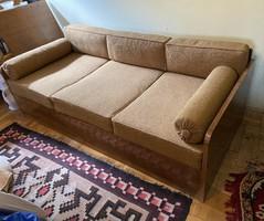 Art-deco stílusú nyitható kanapé