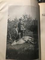 Zsindely: Isten szabad ege alatt / 1934 / RITKA vadász