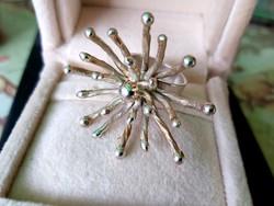 Extra ezüst gyűrű