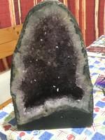 Ametiszt geóda Prémium minőség