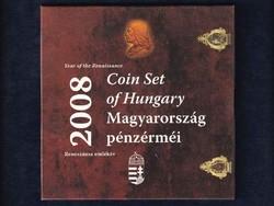 2008-as BU forgalmi sor - Reneszánsz emlékév Hunyadi ezüst fantáziaverettel (id8967)