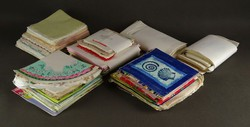 1E513 Régi szalvéta gyűjtemény
