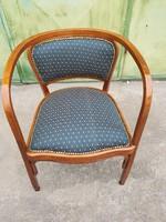Csodaszép Thonet- J.&J. Kohn karfás szék.
