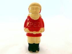 Vintage Pez cukorkatartó szuper ritka Full Body Santa Mikulás