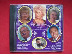 Magyarnóta CD. Veiczi Irma Cila mama legszebb nótái