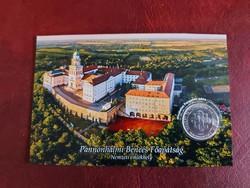 2015 Nemzeti emlékhely 50 forint egy lapos bliszter