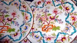 Sarreguemines  süteményes tányérok.