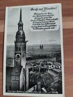 München, látkép a Tanácsházáról