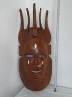 Afrikai fa maszk eladó