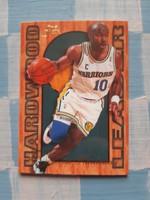 Tim Hardaway Hardwood Leader kosárlabda kártya (1994/95, Flair)