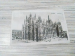 Antik képeslap. Olaszország.